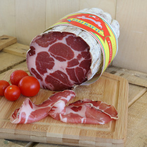 Coppa stagionata Parma